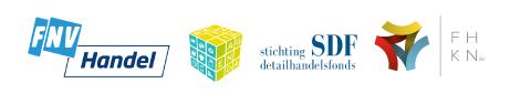 Logo van Veilig Werken in de Winkel